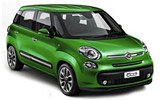 Alquiler coches Fiat 500L