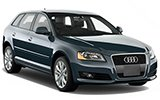 Alquiler coches Audi A3
