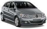 Alquiler coches Mercedes B Class