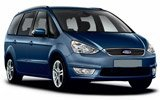 Alquiler coches Ford Galaxy Diesel