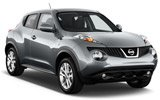 Alquiler coches Nissan Juke