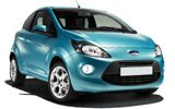 Alquiler coches Ford Ka