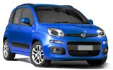 Alquiler coches Fiat Panda