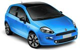 Alquiler coches Fiat Punto