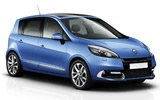 Alquiler coches Renault Scenic