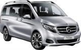 Alquiler coches Mercedes V Class